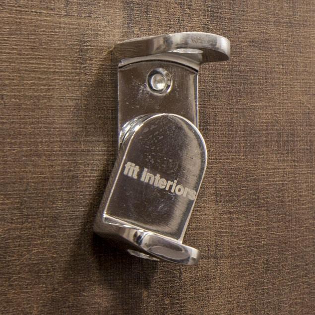 Iets Nieuws Systeem voor gebruik van hangsloten - Lockers & More TG34