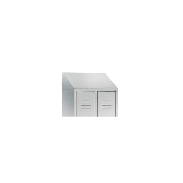 s2000 schuine kap 1-kolom 2-deurs wit