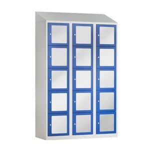 5-deurs acrylglas Ceha