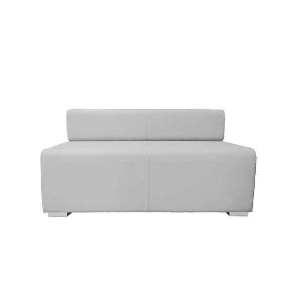 2-zits eco-leather sofa