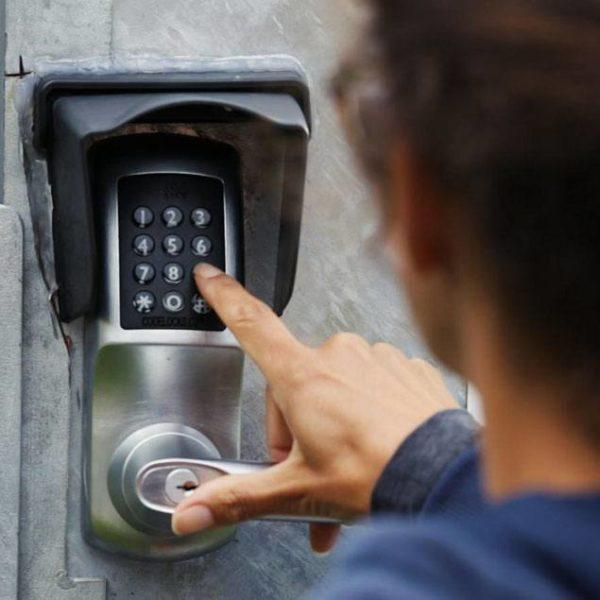 Codelocks SMART deurslot CL4510 gebruik