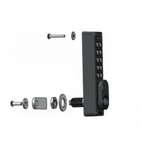 Pincode slot onderdelen