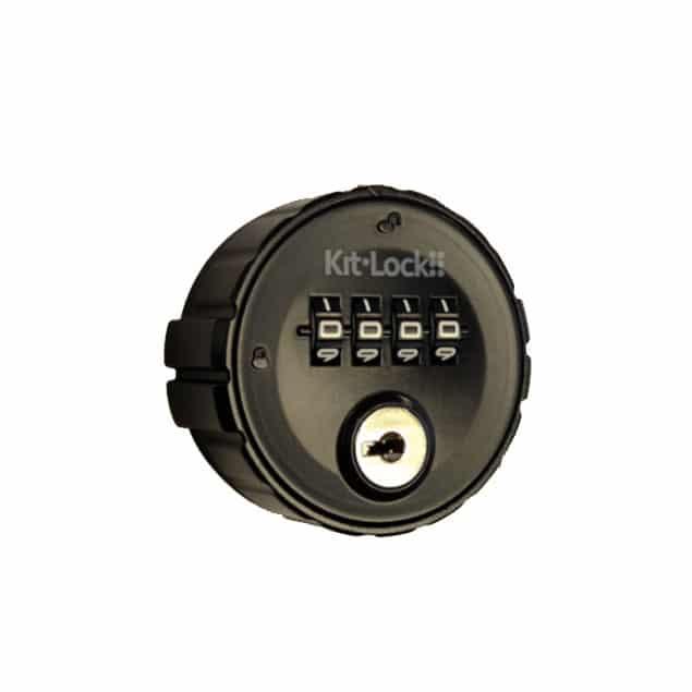 Kitlock KL10 codeslot