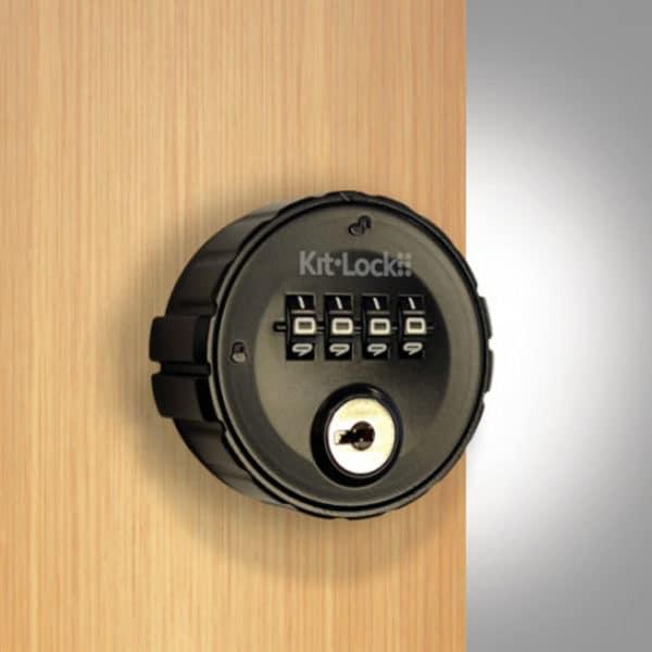 Kitlock KL10 mechanisch cijferslot