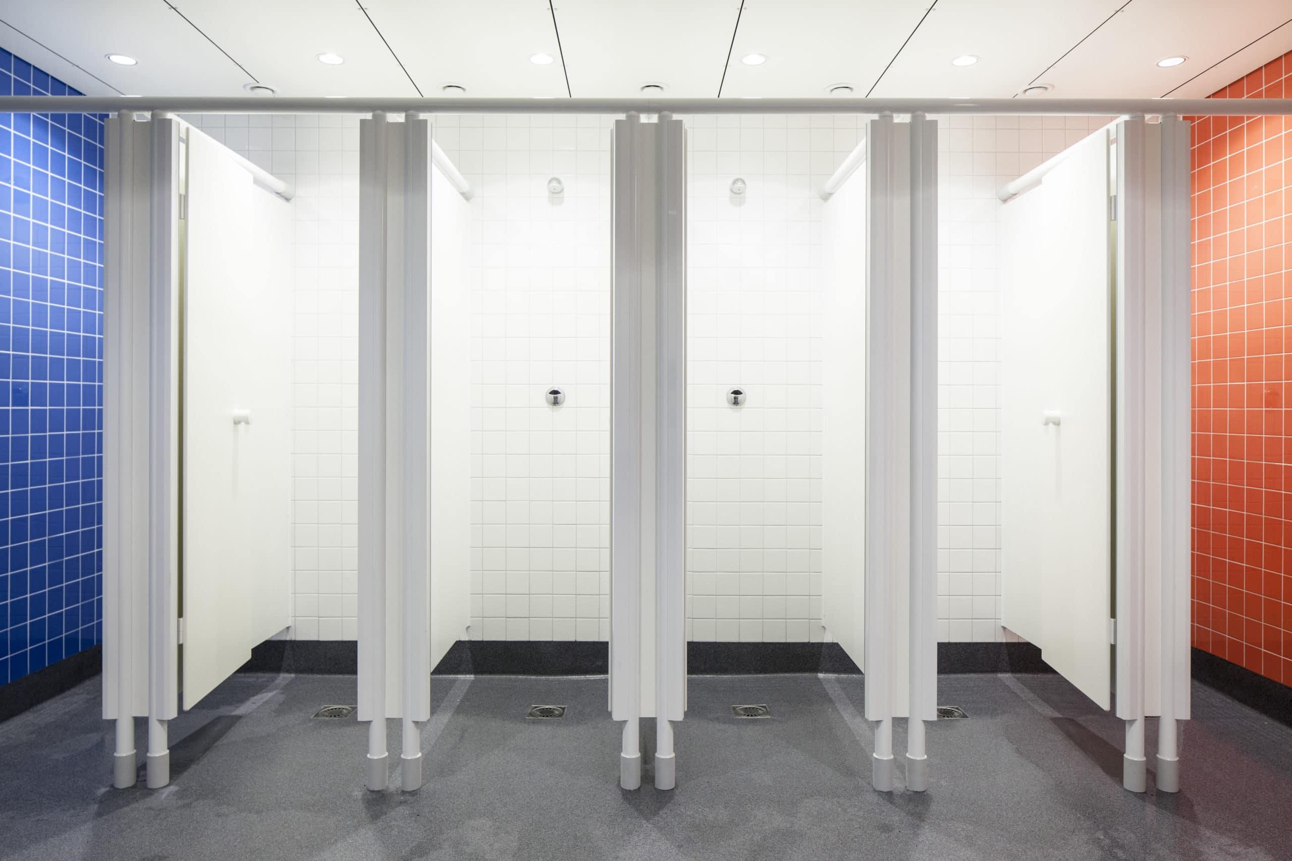 sanitaire scheidingswanden en sanitaire wanden