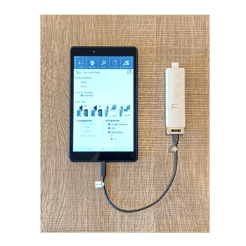 Digilock tablet & data key